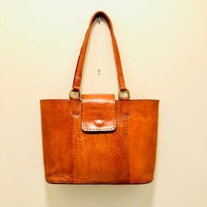 Handbags - Handcrafted Leather Handbag with Free Gift!